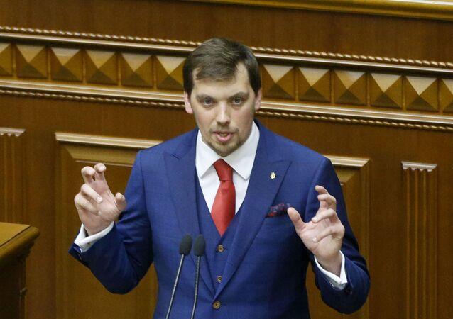 رئيس وزراء أوكرانيا