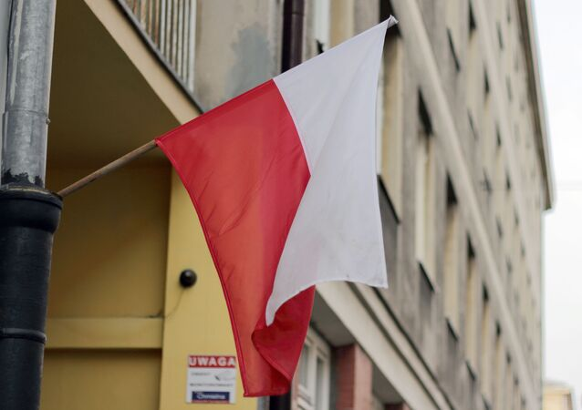 علم بولندا