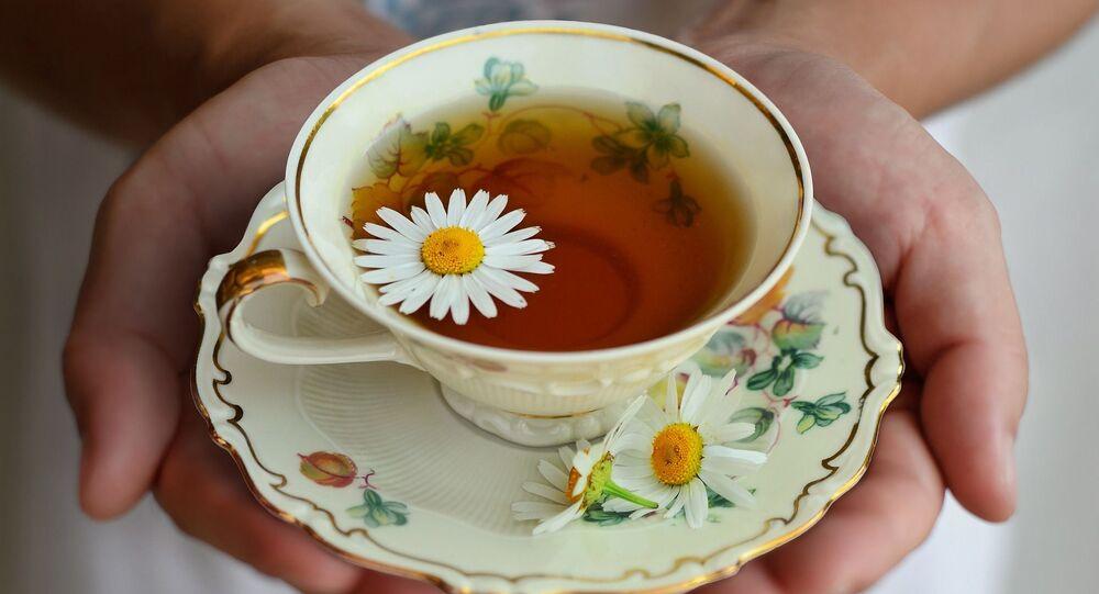 الشاي
