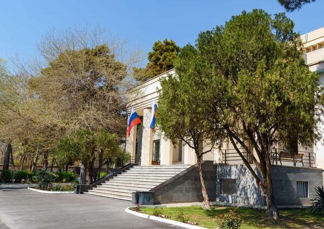 السفارة الروسية في طهران، إيران