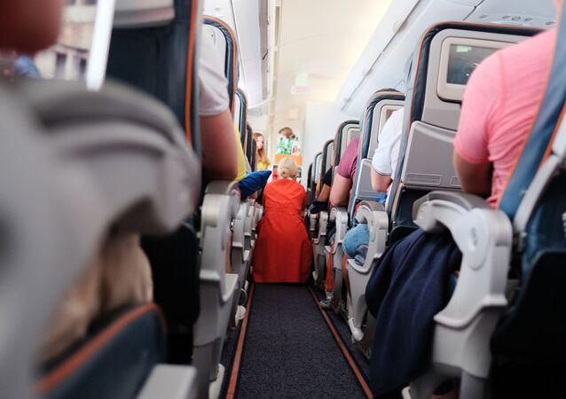 متن طائرة أيروفلوت