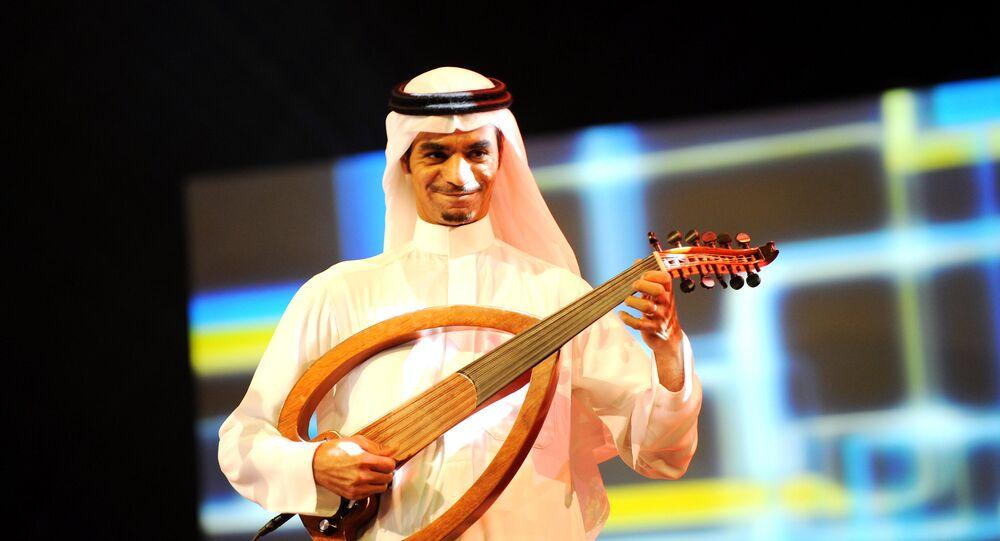 الفنان السعودي رابح صقر