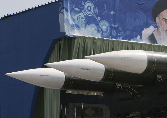 صواريخ إيران الباليستية