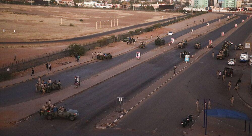أحداث تمرد المخابرات - السودان