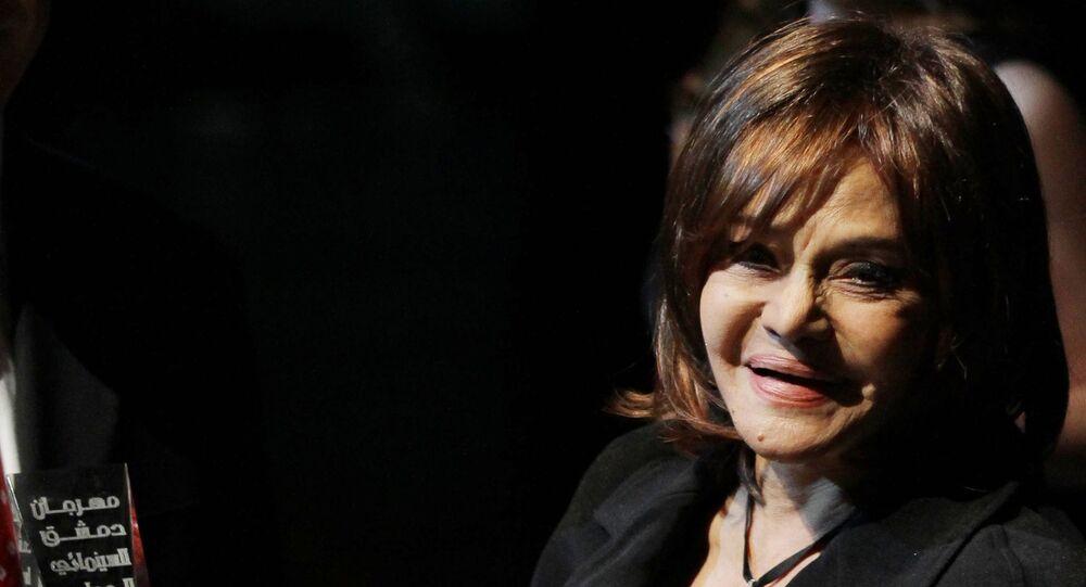 الفنانة المصرية ماجدة الصباحي