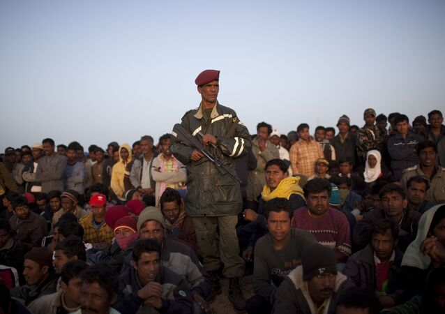 الجيش التونسي على الحدود الليبية التونسية