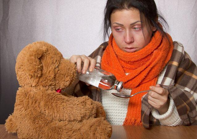 نزلة برد - إنفلونزا