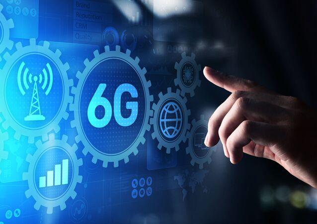 شبكة الاتصال الجيل السادس