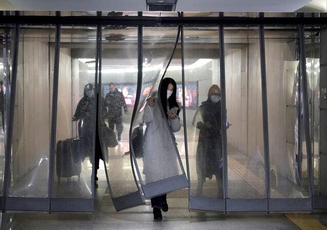 انتشار فيروس كورونا، الصين، 21 يناير 2020
