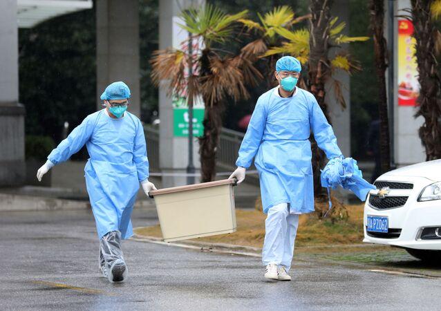 انتشار فيروس كورونا، الصين، 10 يناير 2020