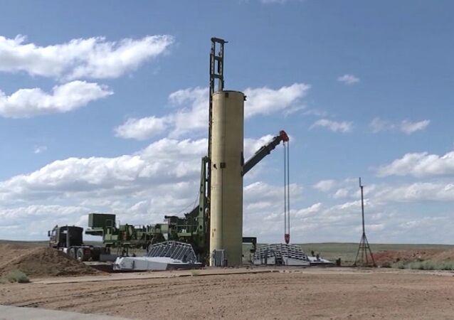 صاروخ تابع لنظام الدفاع ضد الصواريخ