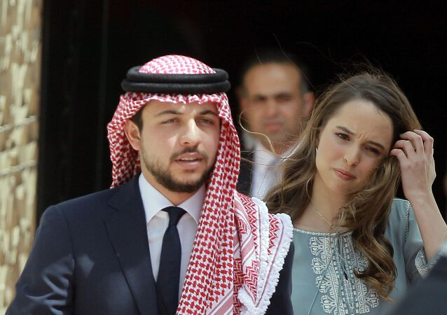 الأمير الحسين بن عبد الله ولي عهد الأردن