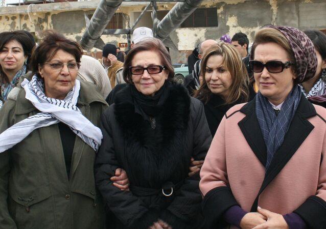 جميلة بوحيرد، مناضلة جزائرية، 2009