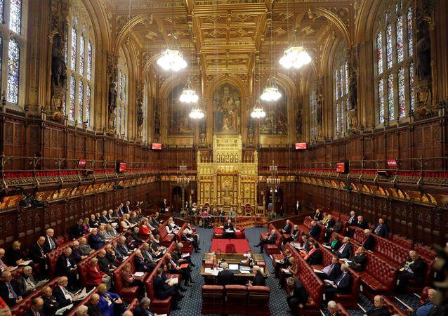 مجلس اللوردات البريطاني- بريطانيا