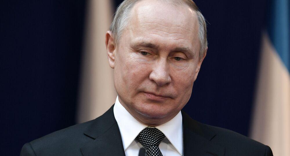 زيارة الرئيس الروسي فلاديمير بوتين إلى إسرائيل، 23 يناير 2020