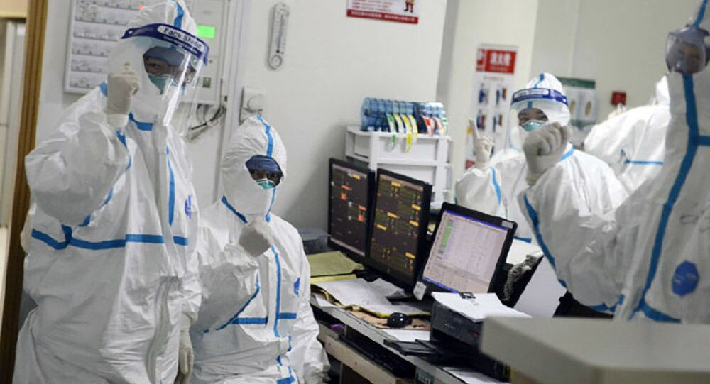 انتشار الفيروس الجديد كورونا، الصين، يناير 2020