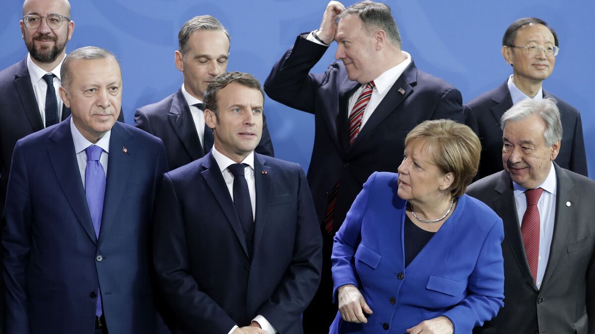 """""""مؤتمر برلين 2"""" حول ليبيا .. النجاحات والتحديات"""