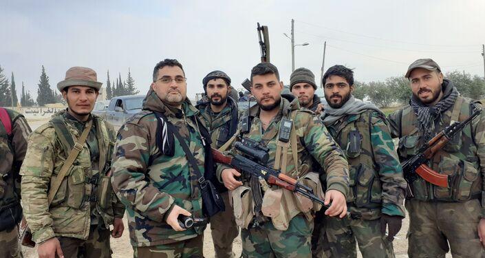 الفرقة 25 مهام خاصة في الجيش السوري