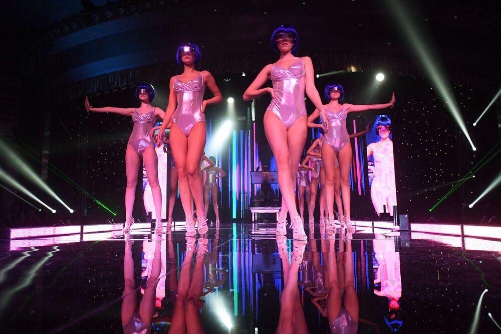 المشاركات في مسابقة الجمال ملكة جمال تتارستان 2020 في قازان، 24 يناير 2020
