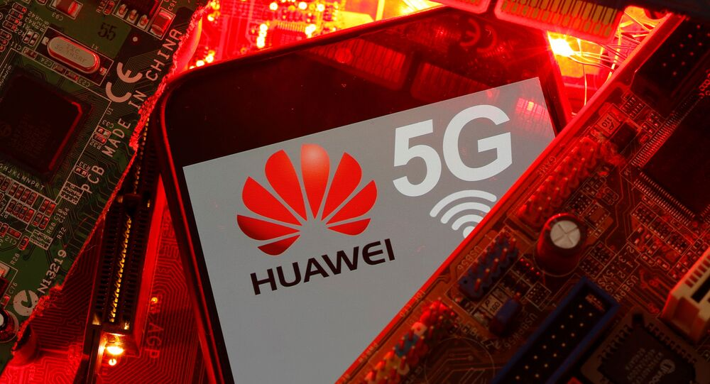 شركة هواوي الصينية وشبكة الجيل الخامس