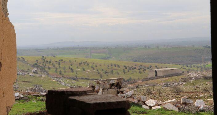 الجيش السوري في جبهات ريف حلب الجنوبي