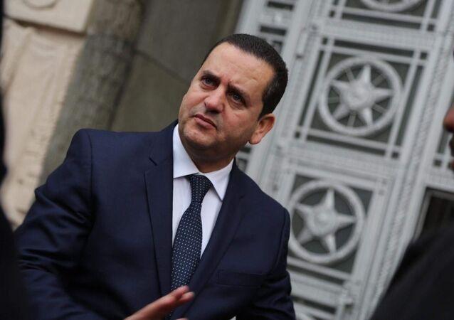 عبد الهادي الحويج، وزير خارجية الحكومة المتمركزة شرق ليبيا