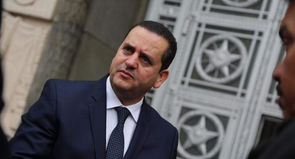 عبد الهادي الحويج، وزير خارجية حكومة شرق ليبيا