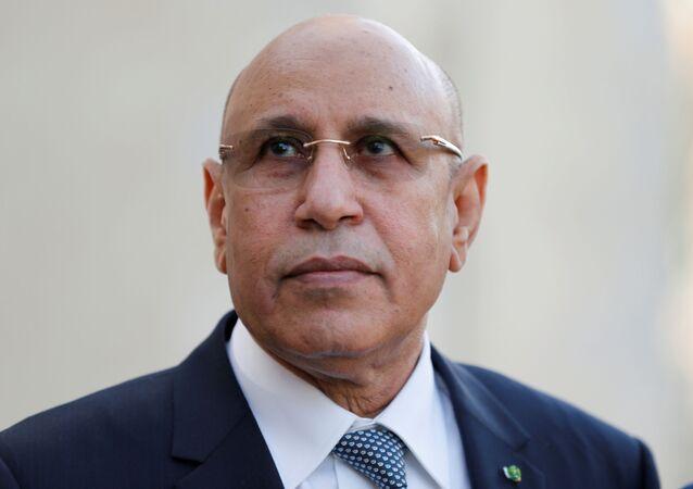 الرئيس الموريتاني، محمد ولد الغزواني