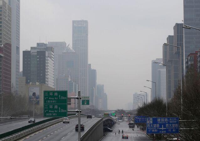 الصين وتفشي فيروس كورونا