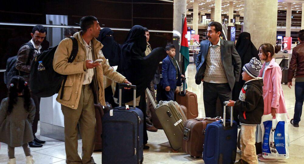 السعوديون العائدون من الصين إلى السعودية بعد تفشي فيروس كورونا