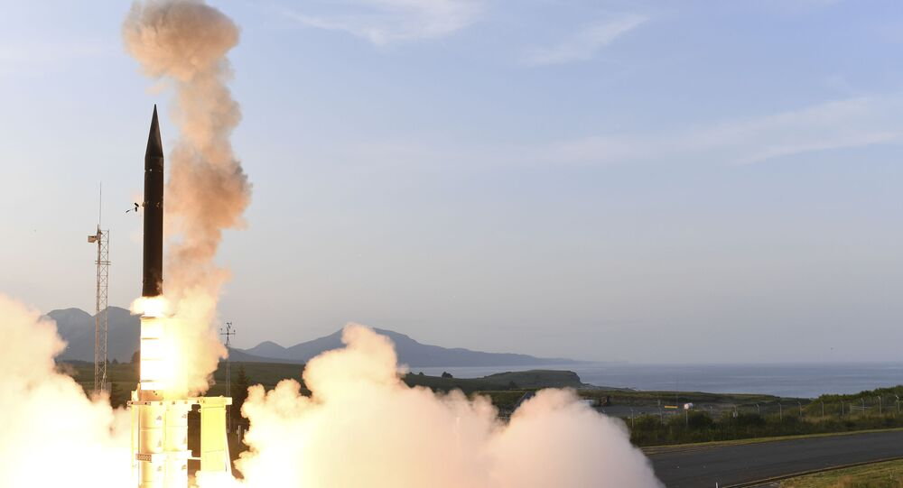 صاروخ إسرائيلي