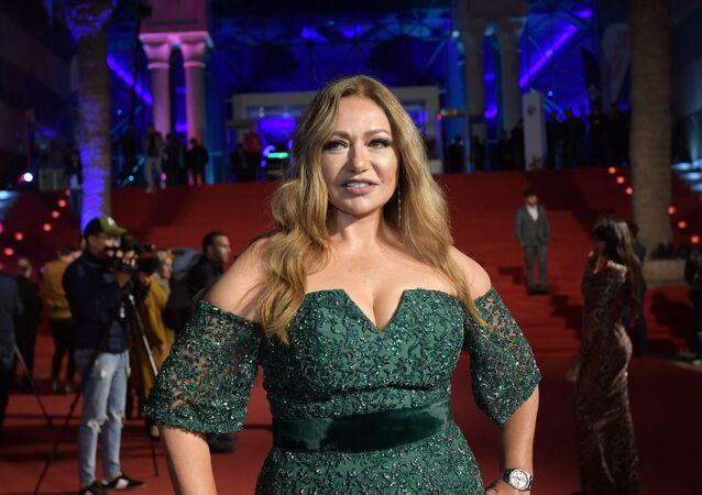 الممثلة المصرية ليلى علوي