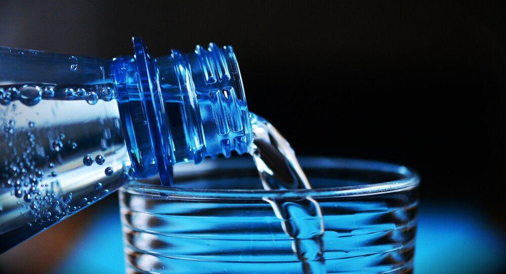 زجاجة مياه
