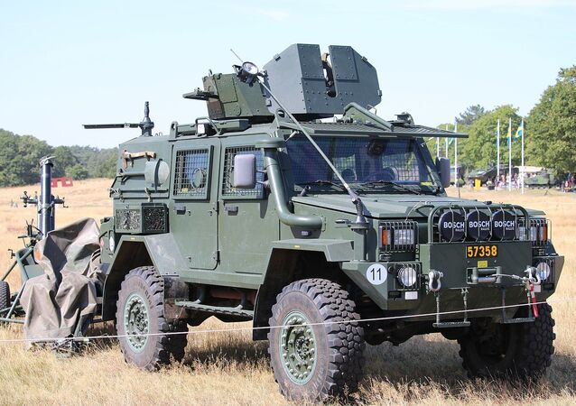 مدرعة RG-32