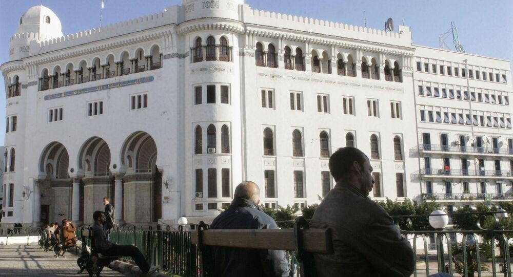 البريد المركزي بالجزائر