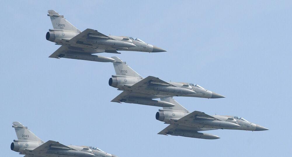 طائرات حربية تايوانية
