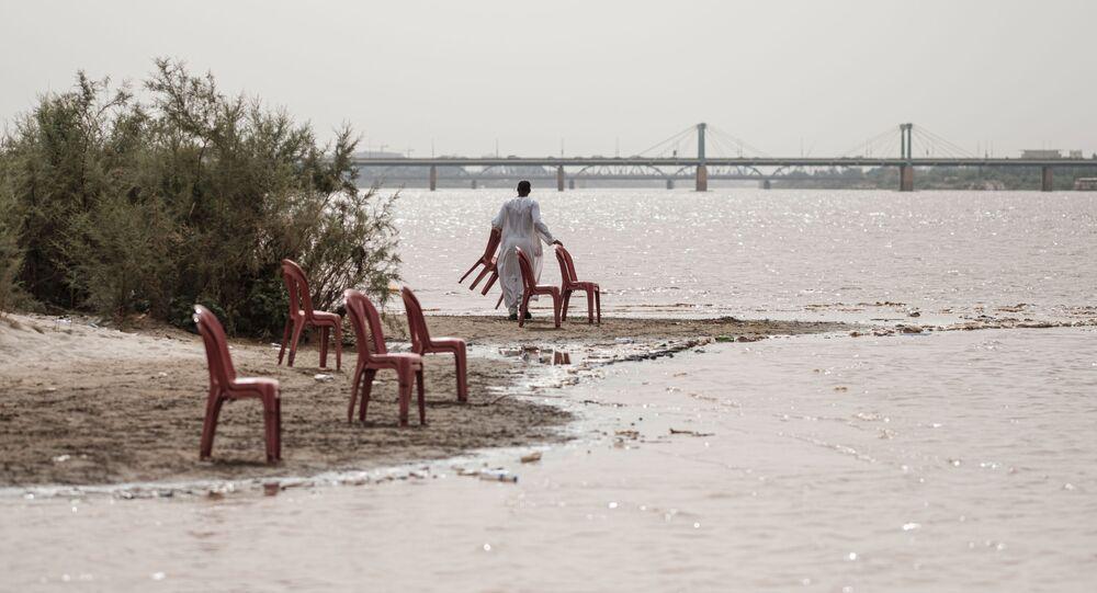 جزيرة توتي، السودان