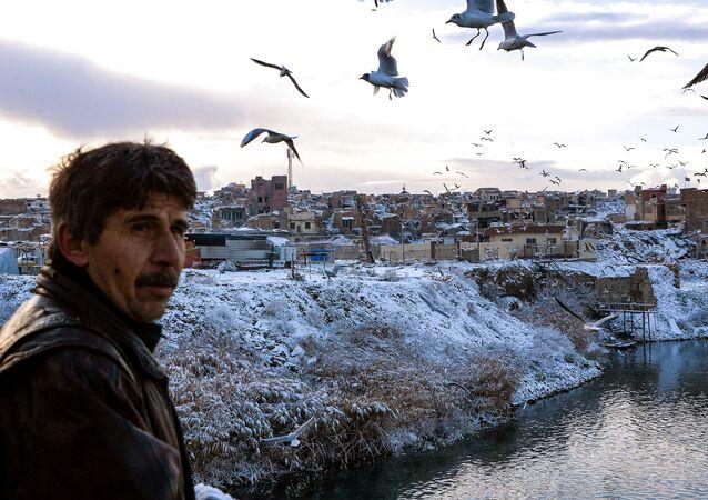 مدينة الموصل بعد عامين من التحرير من تنظيم داعش، العراق 10 فبراير 2020
