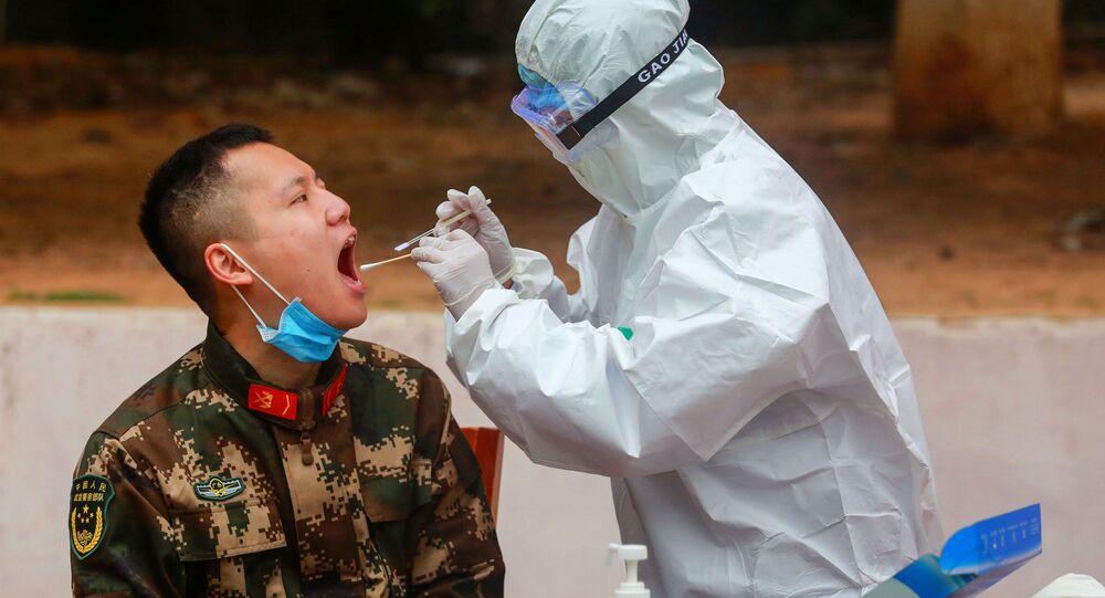 انتشار فيروس كورونا، الصين 11 فبراير 2020