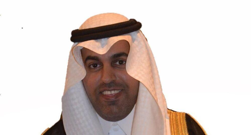 مشعل السلمي رئيس البرلمان العربي
