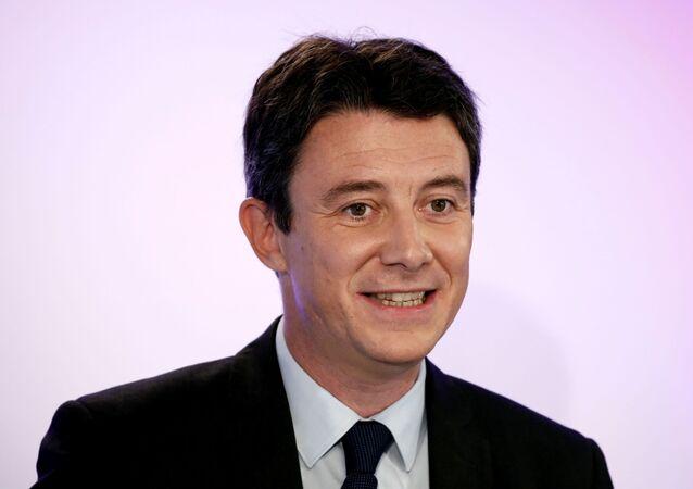 السياسي الفرنسي بنيامين غريفو