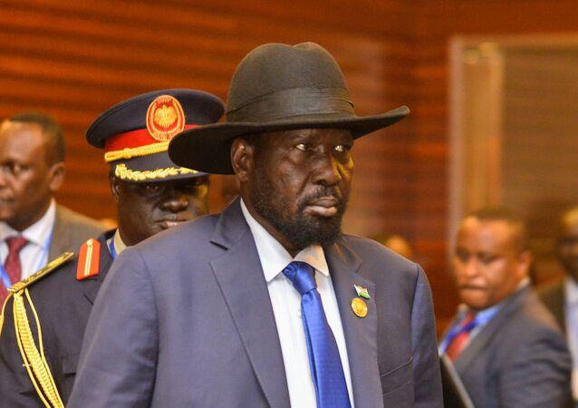 رئيس جنوب السودان سلفا كير