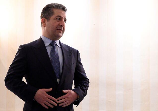 مسرور برزاني رئيس حكومة إقليم كردستان