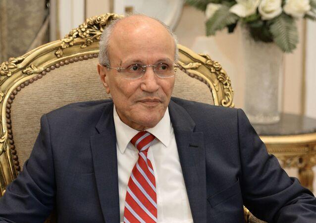 وزير الإنتاح الحربي المصري محمد العصار