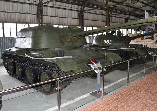 مدفع ذاتي الحركة زي سي أو-57-2