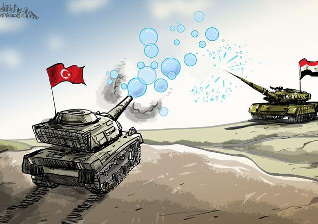 الفقاعات التركية