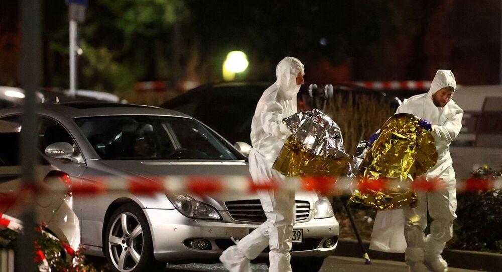 الشرطة الألمانية تعثر على جثة رجل يعتقد أنه من أطلق النار في هاناو