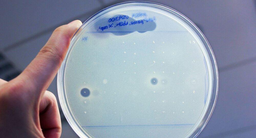 مضادات حيوية عثر عليها في جسم الإنسان