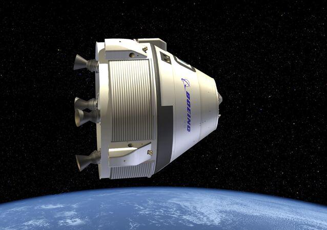 مركبة ستارلاينر الفضائية
