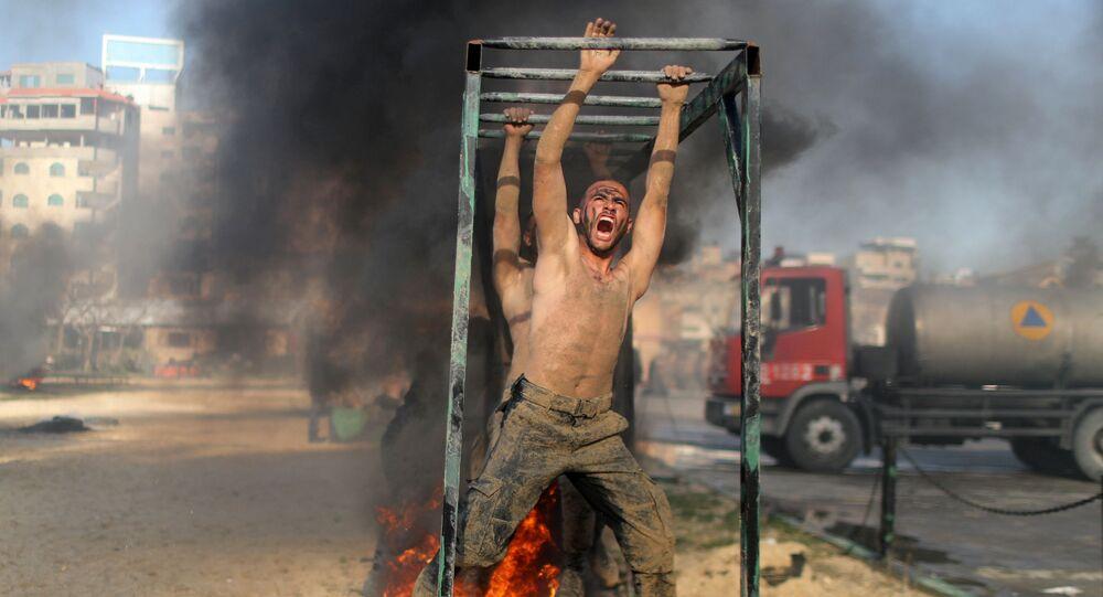 حركة المقاومة الإسلامية حماس